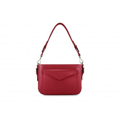 Little Athena Shoulder Bag - Red Cherry