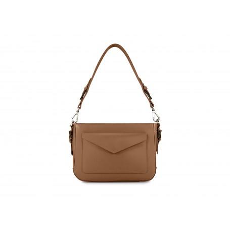 Little Athena Shoulder Bag - Tan