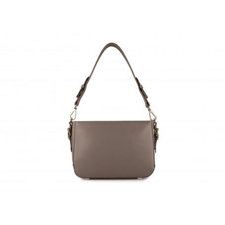 Little Athena Shoulder Bag - Taupe