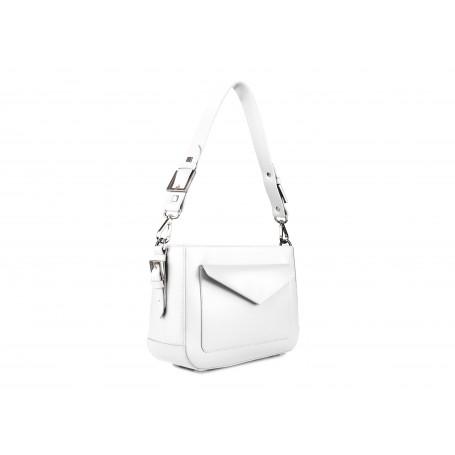 Little Athena Shoulder Bag - White