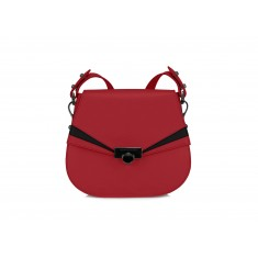 Astra Crossbody - Red Cherry / Black