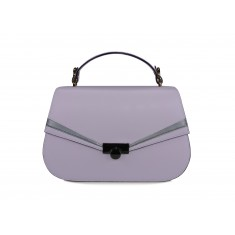 Astra Satchel - Lavender / Silver Filigree